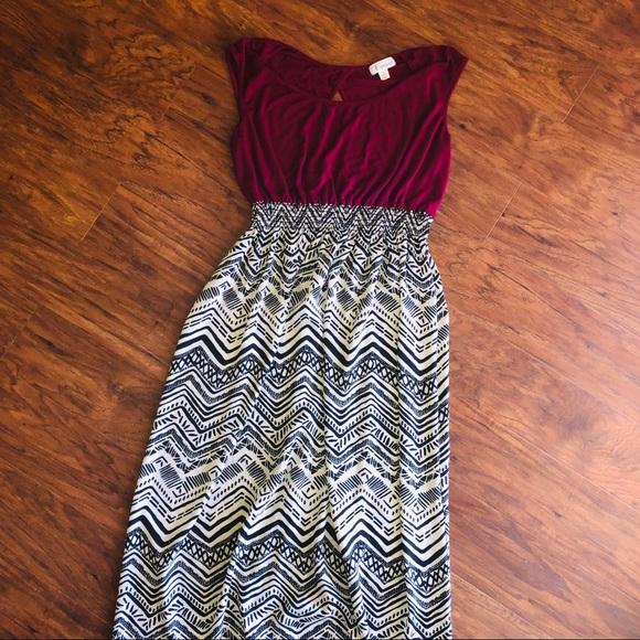 Espresso Dresses & Skirts - 💕SALE! 3 for $10! 💕 Espresso Maxi Dress